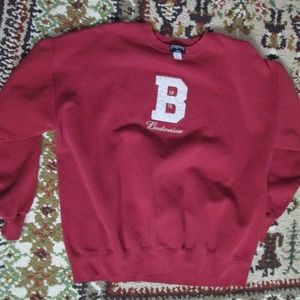 Jansport Budweiser Sweatshirt Size XXL
